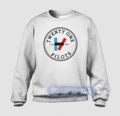 Twenty One Pilots Stay Alive Sweatshirt