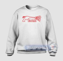 Twin Pwaks Bang Bang Graphic Sweatshirt