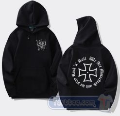 We Are Motorhead Graphic Hoodie