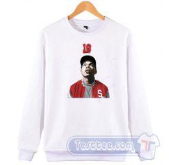 Chance The Rapper 10 Day Sweatshirt