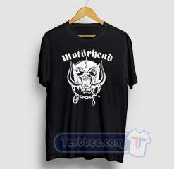 Motorhead Snaggletooth Graphic Tees