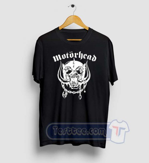 Motorhead Snaggletooth Graphic Tees