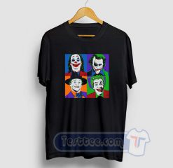 Cheap Graphic Pop Joker Tee
