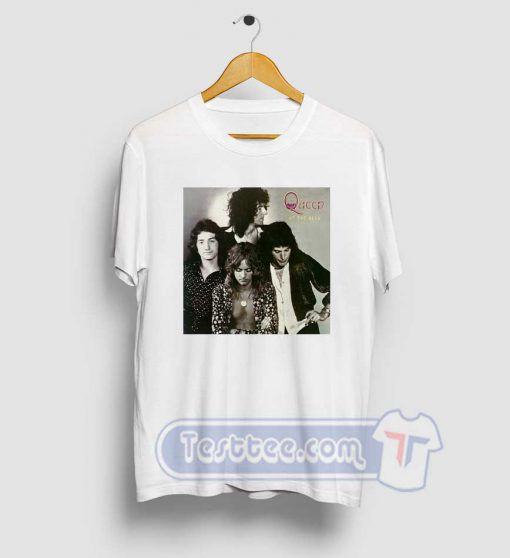 Queen At The Beeb Tees
