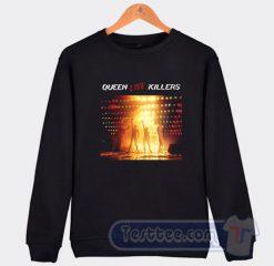 Queen Live Killers Sweatshirt