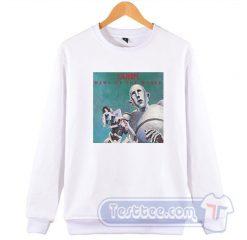 Queen News Of The World Album Sweatshirt