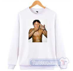 Cheap Graphic Tribal Lil Wayne Sweatshirt