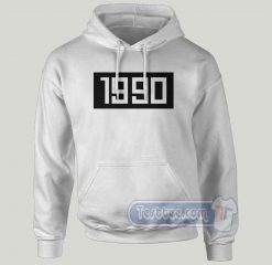 1990 Graphic Hoodie
