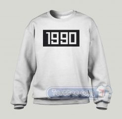 1990 Graphic Sweatshirt