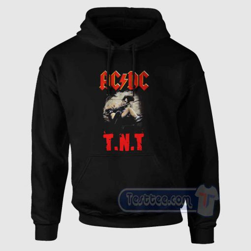 ACDC TNT Graphic Hoodie