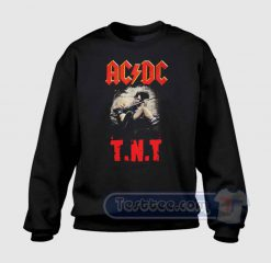 ACDC TNT Graphic Sweatshirt