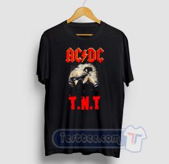 ACDC TNT Graphic Tees