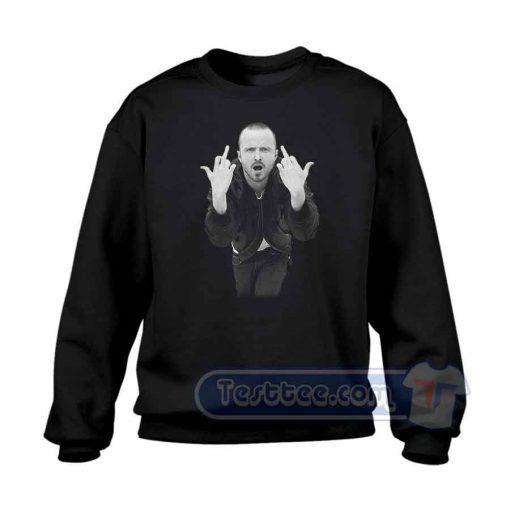 Aaron Paul Graphic Sweatshirt