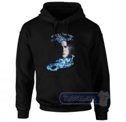 After All This Time Graphic Hoodie