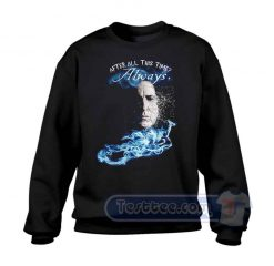 After All This Time Graphic Sweatshirt