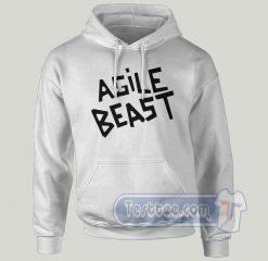 Agile Beast Graphic Hoodie