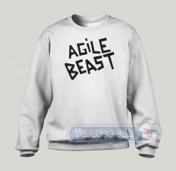 Agile Beast Graphic Sweatshirt