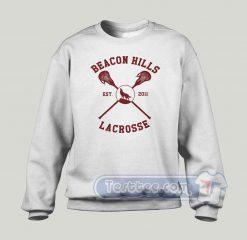 Beacon Hills Logo Graphic Sweatshirt