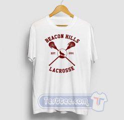 Beacon Hills Logo Graphic Tees