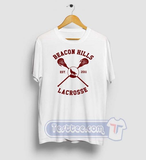 Beacon Hills Logo Graphic Tees