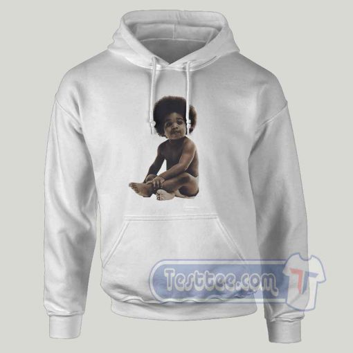 Biggie Baby Notorious Graphic Hoodie