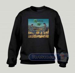 Breaking Bad Graphic Sweatshirt