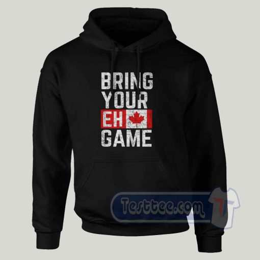 Bring Your EH Game Graphic Hoodie