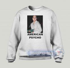 Britney Spears American Psycho Graphic Sweatshirt