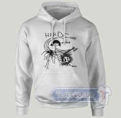 Dave Grohl's Hardcore Graphic Hoodie