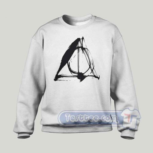 Daley Hallows Harry Potter Magic Graphic Sweatshirt