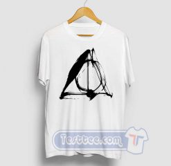 Daley Hallows Harry Potter Magic Graphic Tees