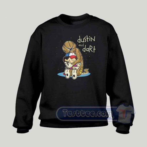 Dustin And Dart Graphic Sweatshirt