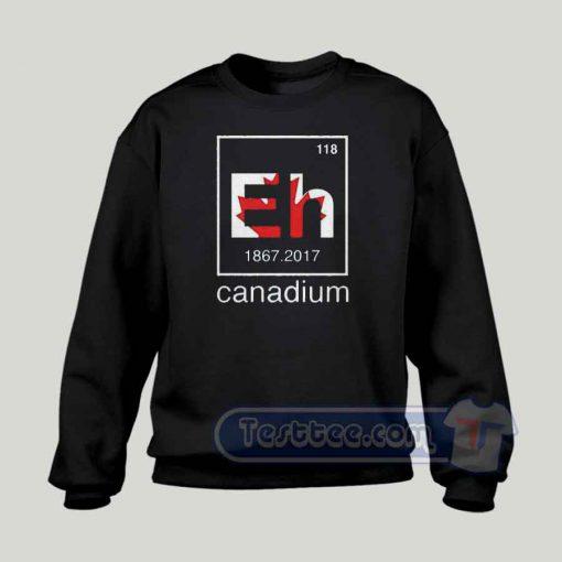 EH Canadium Graphic Sweatshirt