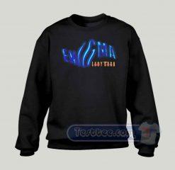 Enigma Lady Gaga Graphic Sweatshirt