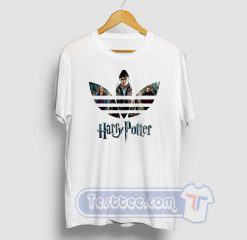 Harry Potter Adidas Parody Tee