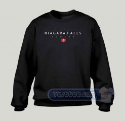 Niagara Falls Canada Graphic Sweatshirt
