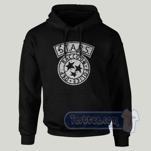 Stars Resident Evil Quintessential Graphic Hoodie