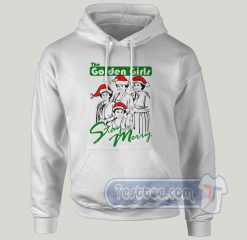 The Golden Girls Stay Merry Graphic Hoodie