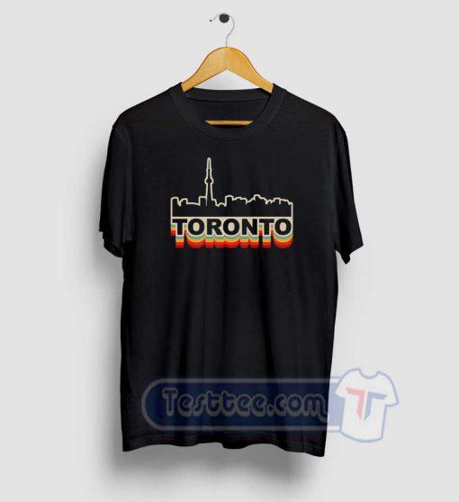 Toronto Skyline Graphic Tees