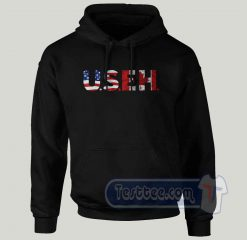 US E.H Graphic Hoodie