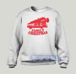 1989 Family Christmas Graphic Sweatshirt
