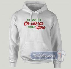 All I Want For Christmas Graphic Hoodie