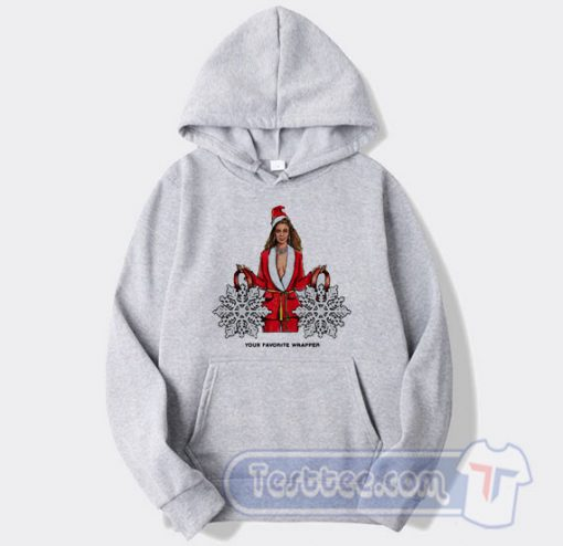 Beyonce Favorite Wrapper Graphic Hoodie