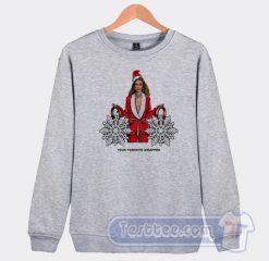 Beyonce Favorite Wrapper Graphic Sweatshirt