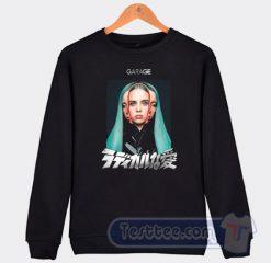 Garage Billie Eilish Graphic Sweatshirt