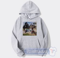 Oasis Be Here Now Graphic Hoodie