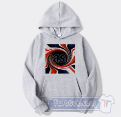 Oasis Live Demonstration Graphic Hoodie