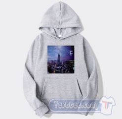 Oasis Standing On The Shoulder Of Giants Graphic Hoodie