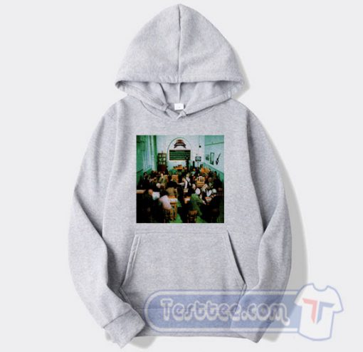 Oasis The Masterplan Graphic Hoodie