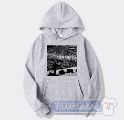 Oasis There And Then Graphic Hoodie